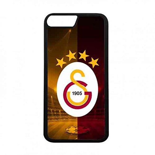 Galatasaray Hülle,iPhone 7 Hülle Galatasaray,FußBall Club Logo Handy-Tasche für Man,Schutz Hülle Galatasaray Harter Plastik Hülle