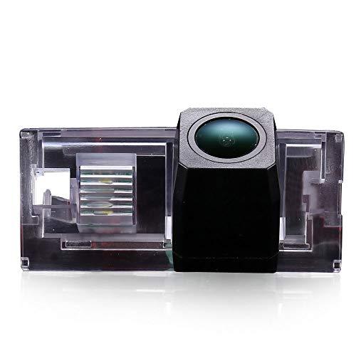 Impermeabile Visione Notturna HD Telecamera Posteriore Telecamera Retromarcia per BMW 3er E46 Coupe Touring Limo Compact Limousine Convertible 4D 5D 316i 318i 320d 323i 328i 330ci 325xi 1998-2005 Bj