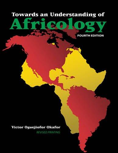 Towards an Understanding of Africology