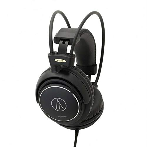 Audio Technica (Ath-Avc500) Home Studio Closed-Back Over-Ear Headphones