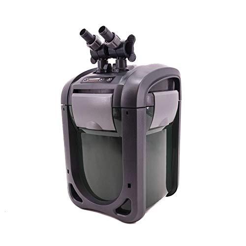 AquaOne Aquarium Außenfilter DGN-410A bis 400l Aquarien regelbar automatische Entlüftung 300-1610 L/h