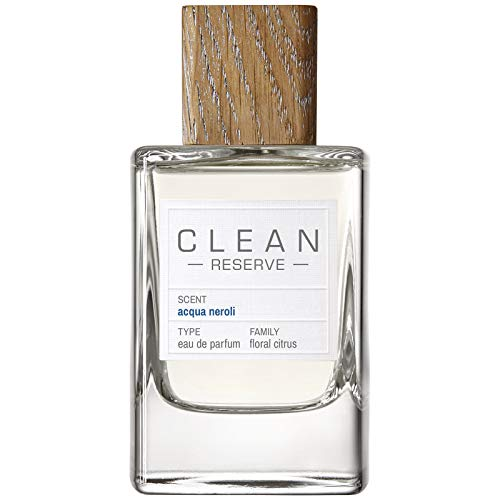 Clean Acqua Neroli Eau de Parfum, 100 milliliter