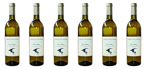 Landmann Pinot Blanc 2018 Trocken Bioland Bio (6 x 0.75 l)