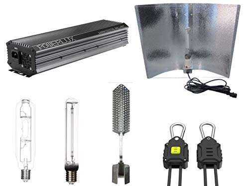 Nito GmbH Lumunu passion products Deluxe Kit d'éclairage NDL MH à intensité variable 1 100 W