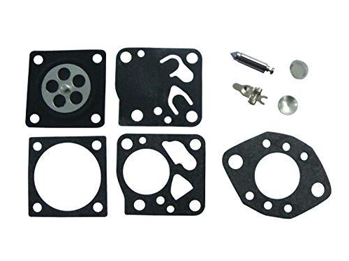 C·T·S Kit di riparazione/ricostruzione carburatore sostituisce Tillotson RK-14HU per Solo 610 647 Jonsered Poulan McCulloch Oleomac Partner Stihl