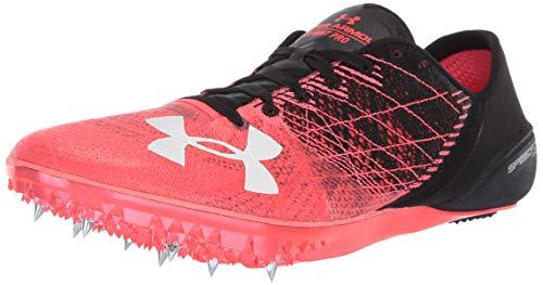 Under Armour Speedform Sprint 2 Running Shoe, Beta Red (600)/Black, 6.5