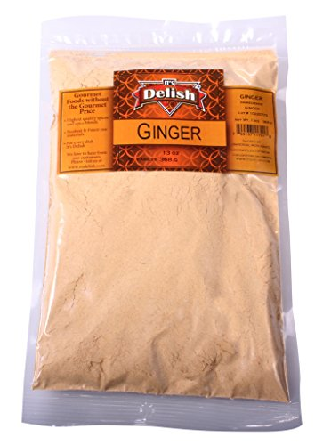 Ground Ginger Powder by Its Delish, (5 lbs)