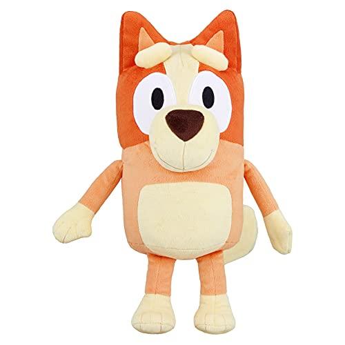 Bluey - Bingo 16u0022 Stuffed Animal - Playtime & Naptime Companion | Jumbo Size, Soft Deluxe Materials - Huggable Cuddles Best Friend