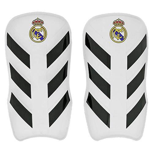 adidas Herren Real Madrid Pro Lite Schienbeinschoner, Cwhite/Black, L