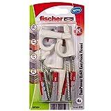 fischer 1 Easy Hook, Blanco