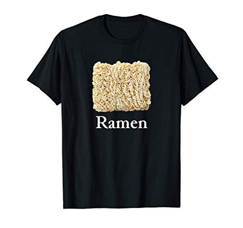 Asian Korean Japanese Chinese Ramen Noodles T-Shirt T-Shirt
