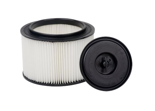 Vacmaster 4 Gallon Washable Cartridge Filter & Retainer, VFCF
