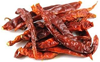 100g | PURE WHOLE DRIED KASHMIRI CHILLIES