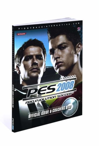 Pro Evolution Soccer 2008 Official Guide and Coaching DVD