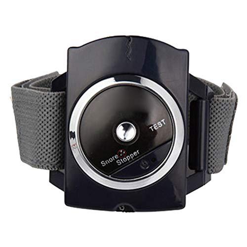 Smart Snore Stopper Anti Schnarchgerät Uhr Beste Lösung Biosensor Infrarot Stop Schnarchen Armbanduhr 3Pc