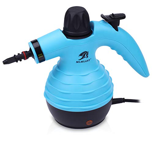 MLMLANT Handheld 9-Piece Steam Cleaner