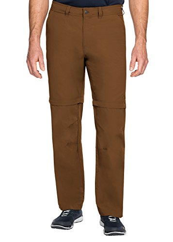 Preisvergleich Produktbild Jack Wolfskin Herren Canyon Zip Off Pants,  Deer Brown,  56 (US 40 / 33)