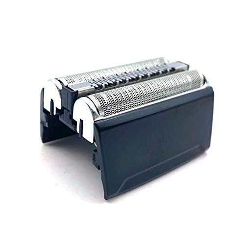 BRAND NEWS Cabezales De Repuesto para Afeitadora 52B 52S para Afeitadora Eléctrica Braun Serie 5 5020S 5030S 5040S 5050S 5070S 5090CC (52S)