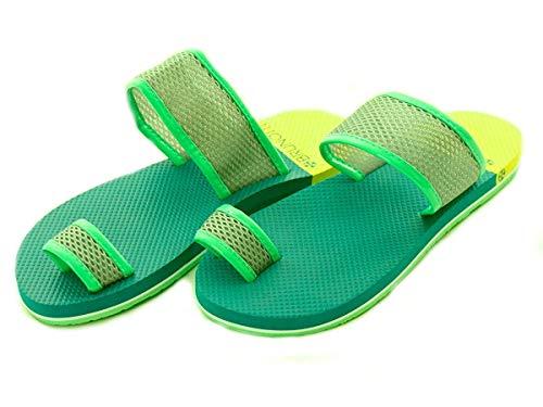 Brunotti Infradito Scarpe da Bagno Calzatura Estiva Verde Rete Burri Eva Gr. 37 161325108 - Verde, 37 EU