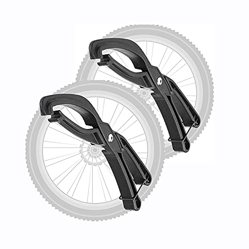 EIIUHIAHS Rim Protector Fahrrad Zange,Bike Hand Bead Tool,Fahrradreifen-Reparaturwerkzeug, Reifenentferner-Halter,für Mountainbike,Bike (2pcs)