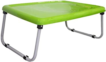 Plastic Multipurpose Folding Table,Green