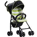 Kinderwagen, leichte Faltung, Kindertrolley, Einhand- und Ein-Sekunden-Faltung, Vierrad BB Trolley, geeignet für Babys von 0 bis 3 Jahren