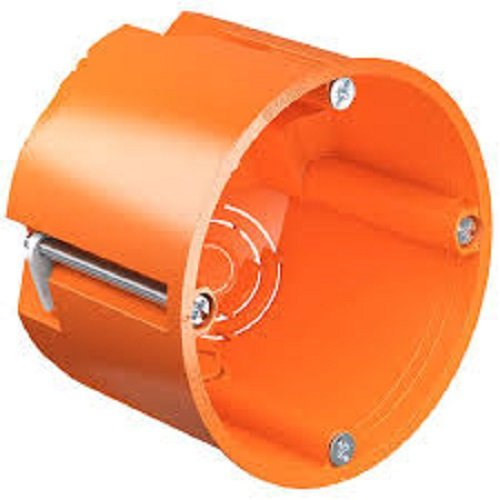 Kaiser 9064-02 O-range Hohlwand Schalterdose Ø 68 mm tief, Orange, 68x62mm