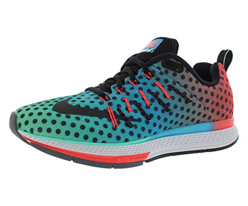 Nike Womens air Zoom Elite 8 101 Low Top Lace Up, Multicolor, Size 6.0
