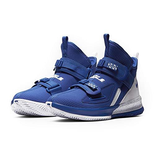 Nike Lebron Soldier XIII SFG Tb para hombre Cn9809-405 Talla 10