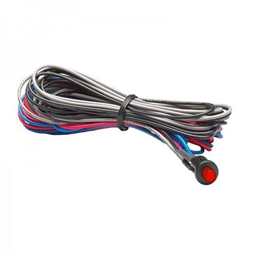 AMPIRE LED/Taster-Kombination für Alarmanlage CAN3901V bis 3903V