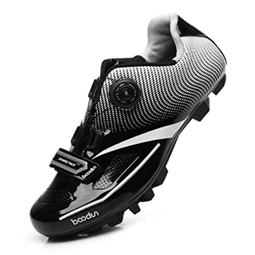 FACAI Zapatillas De Bicicleta MTB Mountainbike Ultralight Zapatillas De Ciclismo De Carreras...