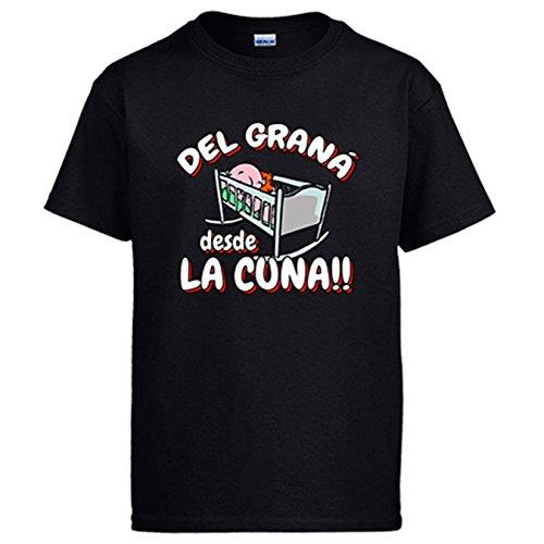 Diver Camisetas Camiseta del Graná Desde la Cuna Granada fútbol