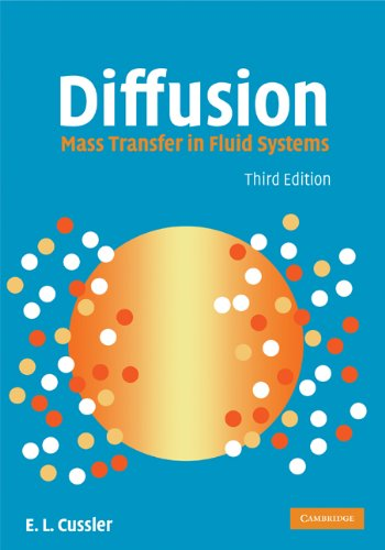 Diffusion: Mass Transfer in Fluid Systems (Cambridge Series in Chemical Engineering) (English Edition)