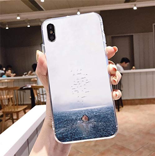 HNZZ Tmrtcgy Shawn Mendes Wonder Wonder Phone Case para iPhone 12 Mini XR 7 Plus XS Funda de teléfono para iPhone 11 Pro 8 Plus XS MAX Funda (Color : TMR-25452, Size : IphoneXS MAX)