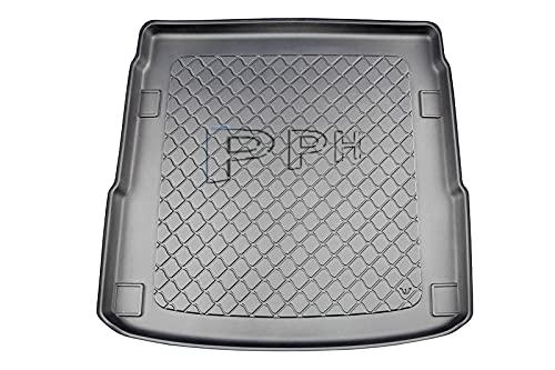 PPH – Vasca per bagagliaio in gomma premium per Audi e-Tron SUV a partire dall'anno di costruzione 05.2019 / Audi e-tron Sportback SUV a partire dall'anno di costruzione 02.2020