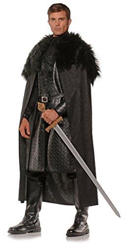 Accessoire de costume Adulte - Cape médiévale