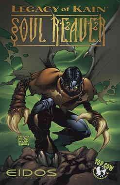 Legacy of Kain: Soul Reaver #1 VF ; Top Cow comic book