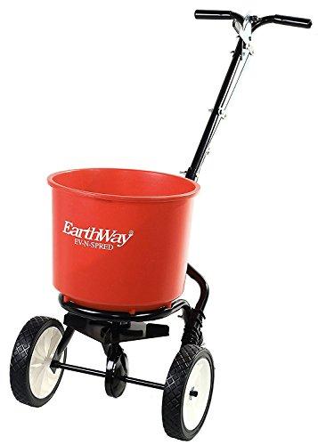 Earthway 40 lb. Estate Broadcast Spreader, Garden Seeder, Salt Spreader