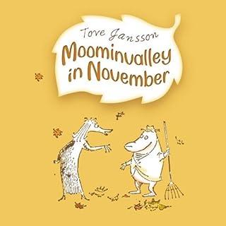 Moominvalley in November cover art