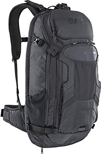 evoc Fr Trail E-ride Protector Backpacks, Schwarz
