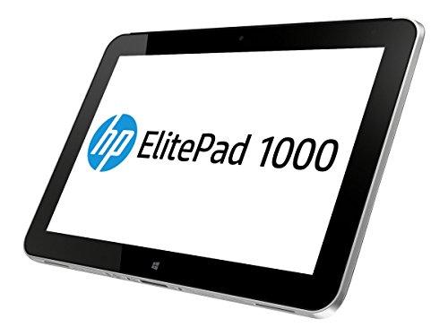 HP Elitepad 1000 G2-10.1' Windows Tablet - 128 GB - Black/Silver T4N14UT#ABA