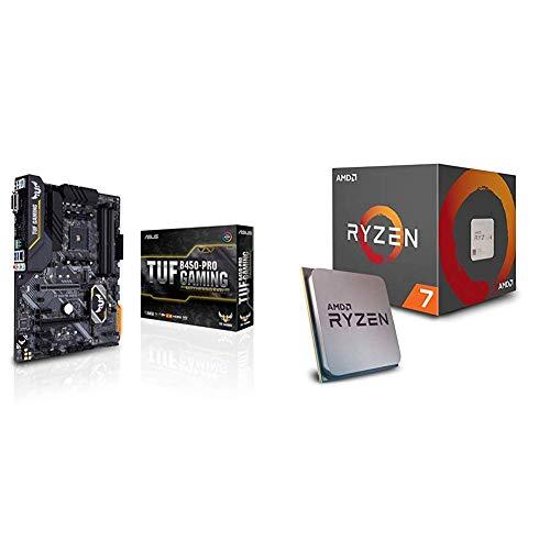 Pack Placa Base ASUS Procesador AMD:TUF B450-PRO Gaming