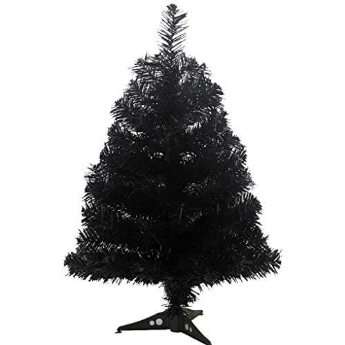 Kukishop Artificial Christmas Tree Xmas Tree with PVC Base 2 Feet