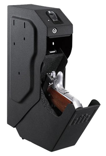 GunVault SpeedVault SVB500 Biometric Pistol Safe Review