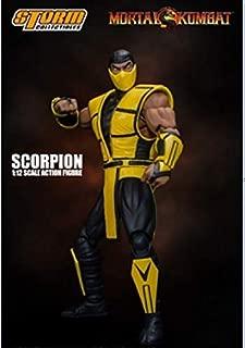 Best storm scorpion figure Reviews