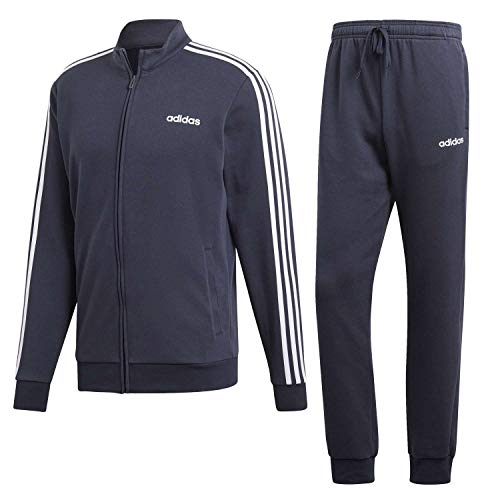 Adidas MTS CO Relax Chándal, Hombre, Legend Ink/Legend Ink/White, L