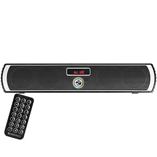 Zebronics WonderBar Smart Wireless Portable Bluetooth Speaker with FM and Aux