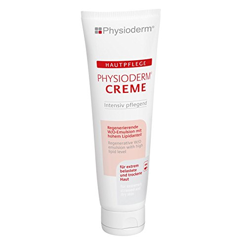 Hautpflegecreme Physioderm, Feuchtigkeitscreme, Pflegecreme, silikonfrei - 100ml