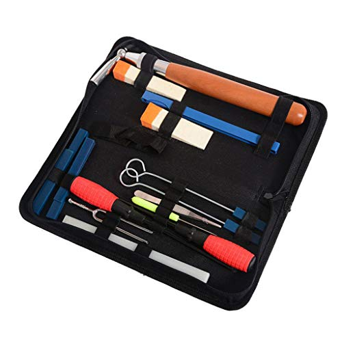 Why Should You Buy kesoto 17pcs Professional Piano Tuning Tool Kit Tuner Set with Storage Bag