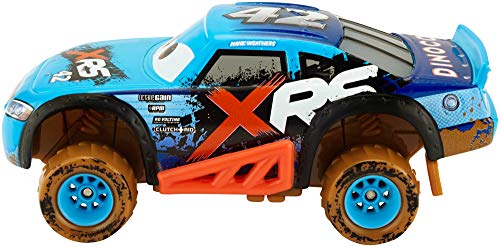 Cars - XRS Mud Racing Cal Weathers Veicolo Die-cast, Giocattolo per Bambini 3+ Anni, GBJ39